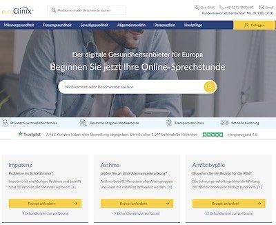 euroclinix-anbieter