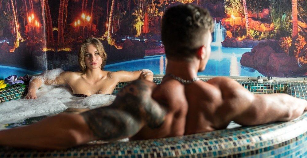 sauna-erektion
